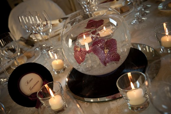 Matrimonio e mise en place 1000 modi per dire si - Ordine portate galateo ...
